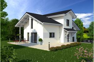 Constructeur Maisons Et Chalets Des Alpes - Modèle Kappa