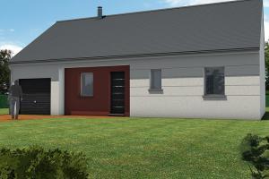 Constructeur Maisons TÉva - Modèle Kilia nord loire