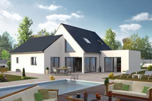 Constructeur Maisons D'en France Haute-normandie - Modèle LAGUNE