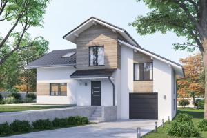 Constructeur Maisons Et Chalets Des Alpes - Modèle Lavande 119