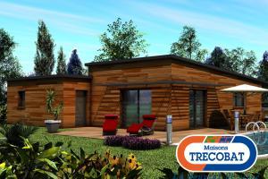 Constructeur Maisons Trecobat - Modèle Leuhanchou