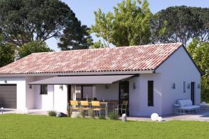 Constructeur Maisons D'en France Midi-mediterranee - Modèle LIGURE 101