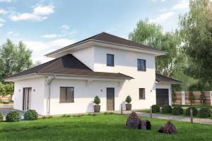 Constructeur Maisons Et Chalets Des Alpes - Modèle Magnolia 118