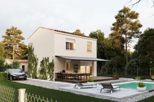 Constructeur Maisons D'en France Midi-mediterranee - Modèle MINORQUE  83