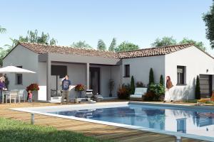 Constructeur Villas Bella - Modèle MODELE 4 - MODERNE