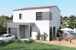 Constructeur Villas Bella - Modèle MODELE 5 - MODERNE