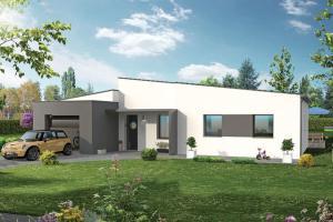 Constructeur Maisons D'en France Haute-normandie - Modèle OPALINE