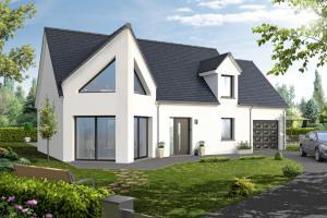 Constructeur Maisons D'en France Haute-normandie - Modèle PACIFIC