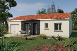 Constructeur Viv'home La Rochelle - Modèle Prima 70G