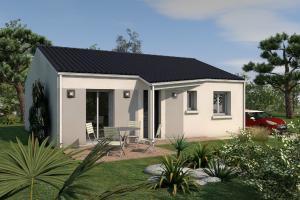 Constructeur Viv'home Dordogne - Modèle Prima investisseur 73