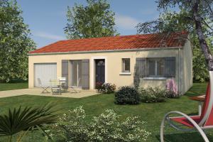 Constructeur Viv'home La Rochelle - Modèle Prima investisseur 76G