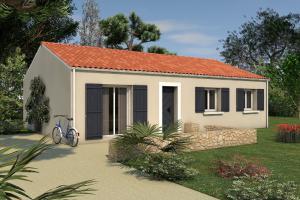 Constructeur Viv'home Dordogne - Modèle Prima investisseur 87