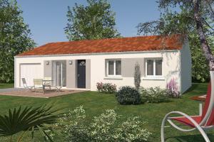 Constructeur Viv'home La Rochelle - Modèle Prima investisseur 87G