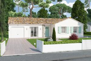 Constructeur Viv'home La Rochelle - Modèle Raspodie