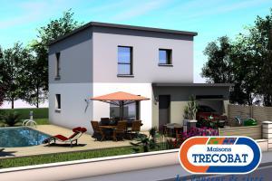 Constructeur Maisons Trecobat - Modèle Tendance 3