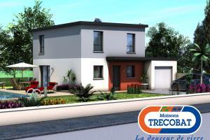 Constructeur Maisons Trecobat - Modèle Tendance 4