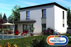 Constructeur Maisons Trecobat - Modèle Totem