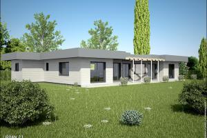 Constructeur Maisons Et Chalets Des Alpes - Modèle Urban 2,1