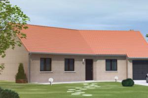 Constructeur Maisons Logifrance - Modèle Valéa