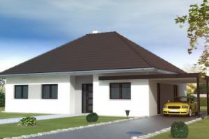 Constructeur Maisons Logifrance - Modèle Villabelle