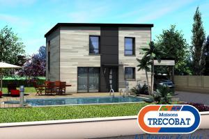 Constructeur Maisons Trecobat - Modèle Woodbox