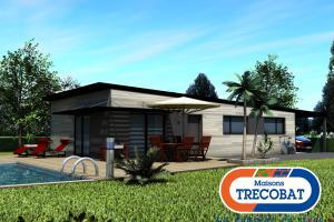 Constructeur Maisons Trecobat - Modèle Yucca